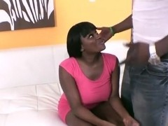 Lickable fucked by black lover