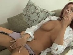 Smokin' Fetish - Jayden smokin' and masturbating