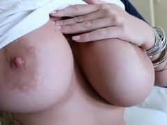 Amazing pornstar Dava Foxx in hottest masturbation, big ass xxx scene