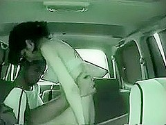Indian amateurs backseat sex tape