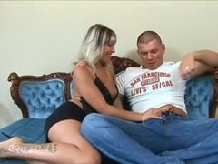 Sexy Adriana Russo likes to ride a dick