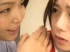 Lesbo Janitor Chijo Molester Part two