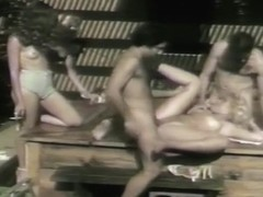Perky Blonde Takes Ron Jeremy's Cock