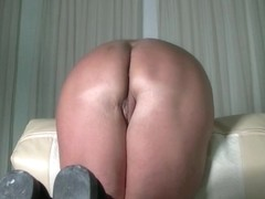 Caning and ass-waxing