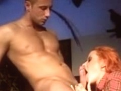 ITALIAN REDHEAD mother I'd like to fuck RECEIVES SCREWED 04