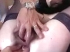 Coarse fucking for hirsute Brunette Hair