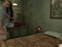 Romantic Cabin turns into A Haunted Sex Dungeon w Ms Toya and her CCOK