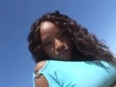 Ayana Gal in a double penetration