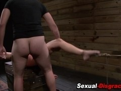 Fucked and bound ### throated