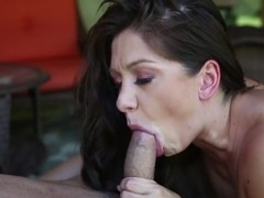 1000Facials Lea Lexus's dirty upside down BJ