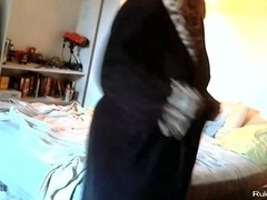 Cheating wife fucking with fuck buddy