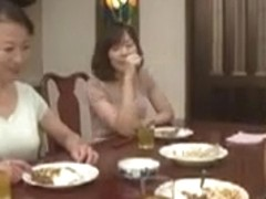 Japanese Mother In Law Is Finally Fucked Again