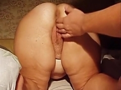 Anal sex for a large delightsome woman chick
