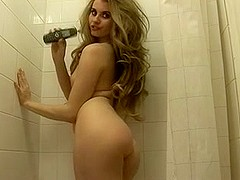 Chessie Kay and Brooke in the BSU Shower