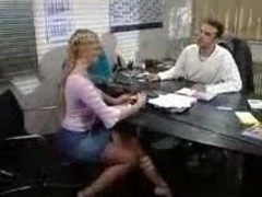 fuck in office