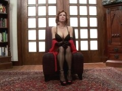 The Training of a Nympho Anal MILF Day One