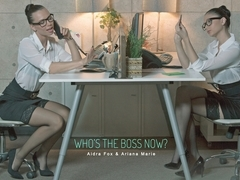 Aidra Fox in Who's The Boss Now? - OfficeObsession