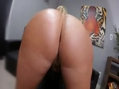 Pussy & Ass close up with mistress Fisher