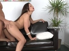 Luxurious woman Aletta Ocean is banged well