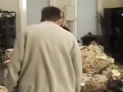 Girl Shy Dude gets Chased Inside His House and Attacked by a Slut