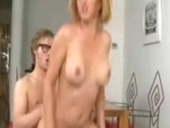 Guys with glasses is fucking excited Mother I'd Like To Fuck ! this babe crave a weenie!