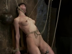 Brutal nipple pulling, slow strangulation, extreme back archingMade to cum so hard, so often.