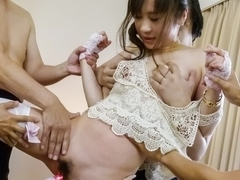 Exotic Japanese whore Yuwa Tokona in Horny JAV uncensored Dildos/Toys clip