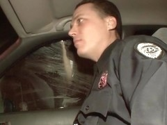 Tiffany Summers Gets Taken By A Cop