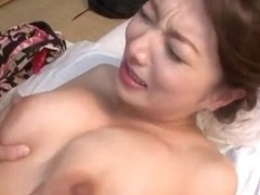 Mio Takahashi hot Asian milf in kimono gets hard fucked