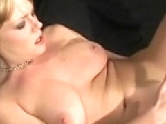 Missy Receives a squirt