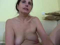 OldNanny Dirty Granny with her girlfriend masturbating pussy