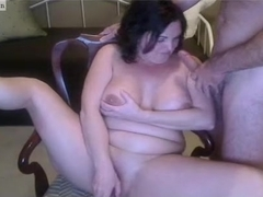 Sexy web camera german wife oral job and marital-device