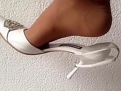 Wonderful dangling luxury high heels