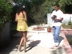 Hottest pornstar in exotic latina, outdoor xxx video