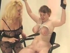 The Mistress titty play