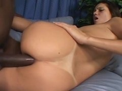 Veronica Has Her Ass Stretched To The Limit