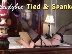 tied spanked