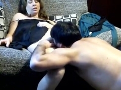 licking my wifes hirsute cuny previous to I set in my pecker