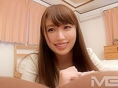 Amateur individual shooting, post. 619 Natsuki 20-year-old college student