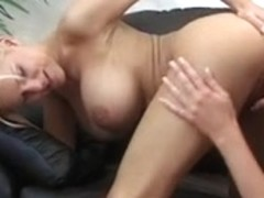 two lesbian babes playing with their vaginas