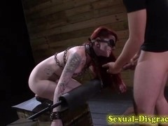 ### in chains fucked and throated