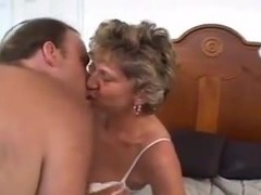 Avesome old couple sex action