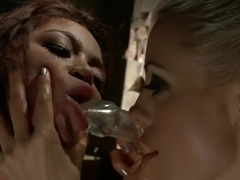 Horny anal, fetish sex movie with fabulous pornstars Mark Wood, Lorelei Lee and Mia Lelani from Everythingbutt