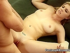 Lexi Davis in Foot Fantasy - FantasyHD Video