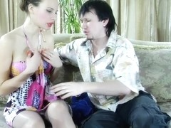 PantyhoseTales Movie: Irene and Rolf
