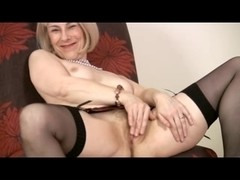 Older in Pearls and Stockings Toys