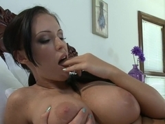 Best squirting, fetish sex scene with fabulous pornstars Charley Chase and Jenna Presley from Fuckingmachines