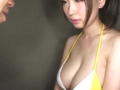 Amazing Japanese whore Ruka Hinami in Horny couple, masturbation JAV movie