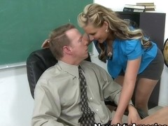 Phoenix Marie & Mark Wood in My First Sex Teacher