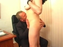 The office life of a milf